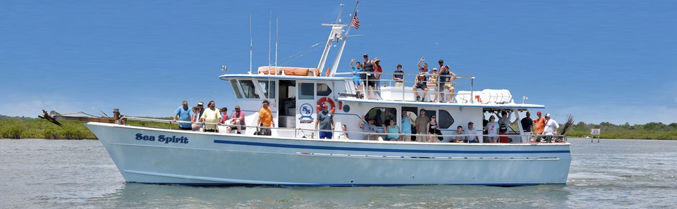 Deep sea fishing daytona beach the sea spirit new for Deep sea fishing daytona